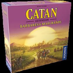 Catan Barbares Et Marchands