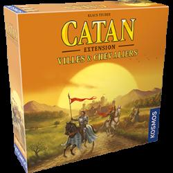 Catan Villes Et Chevaliers