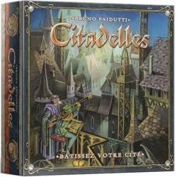 Citadelles 1Ere  Edition