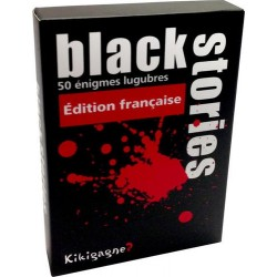 Black Stories vol 1