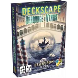 Deckscape - Braquage A Venise