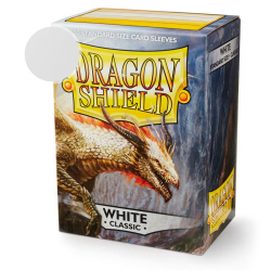 Dragon Shield Classic White