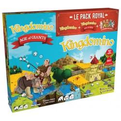 Kingdomino - Pack Royal